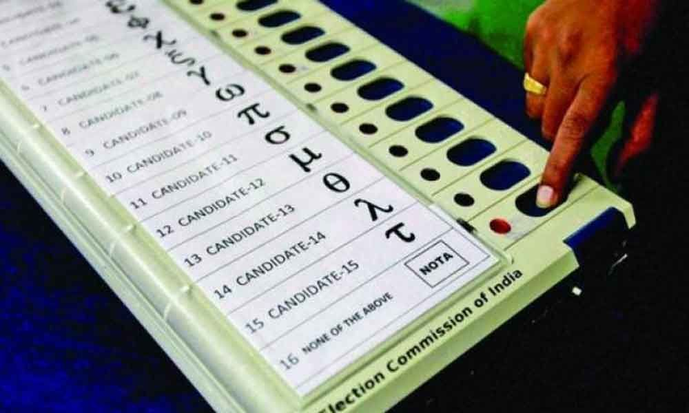 2019 Lok Sabha polls, Phase 2: Congress complains to EC about faulty EVMs in Maharashtra