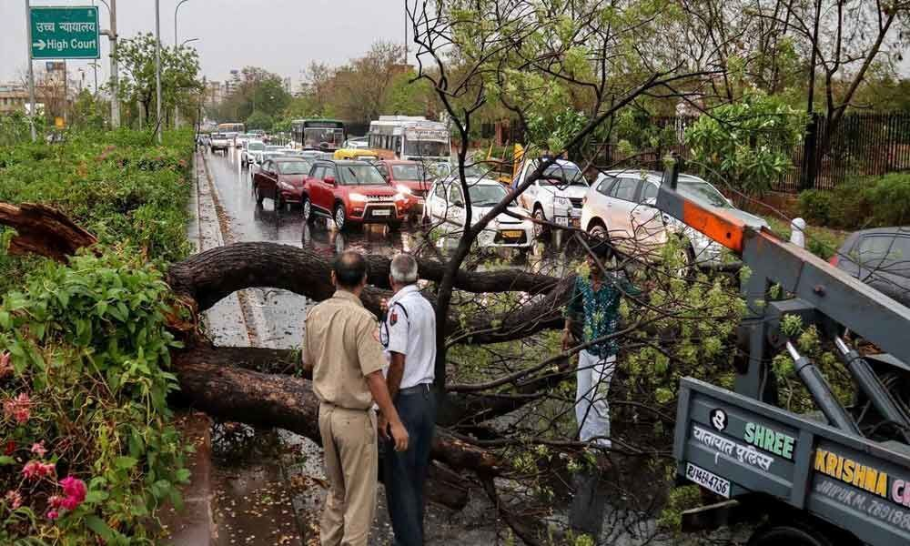 Squall death toll rises to 20 in Madhya Pradesh