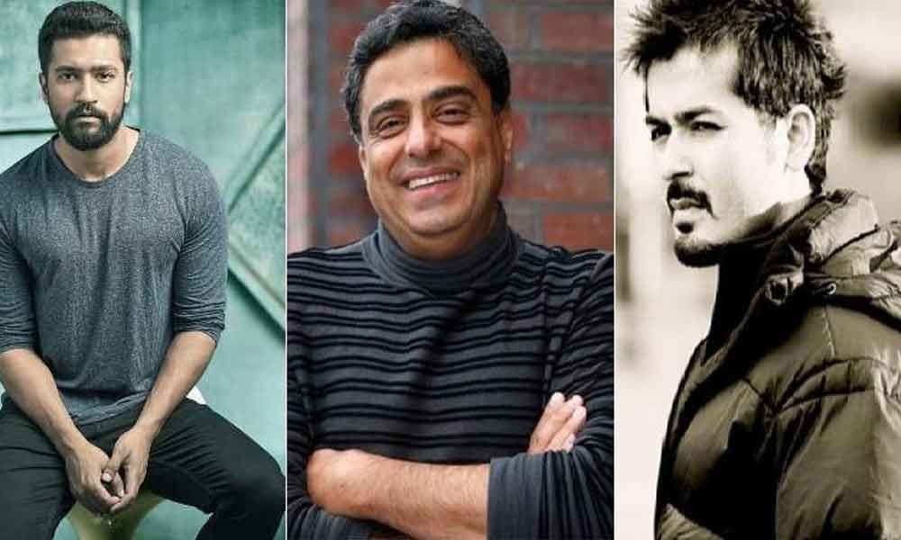 ​Vicky Kaushal, Aditya Dhar And Ronnie Screwvala Collaborating for Ashwattama