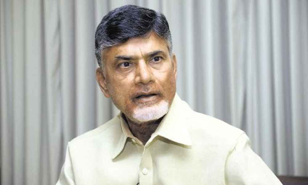 Naidu could have taken the legal route