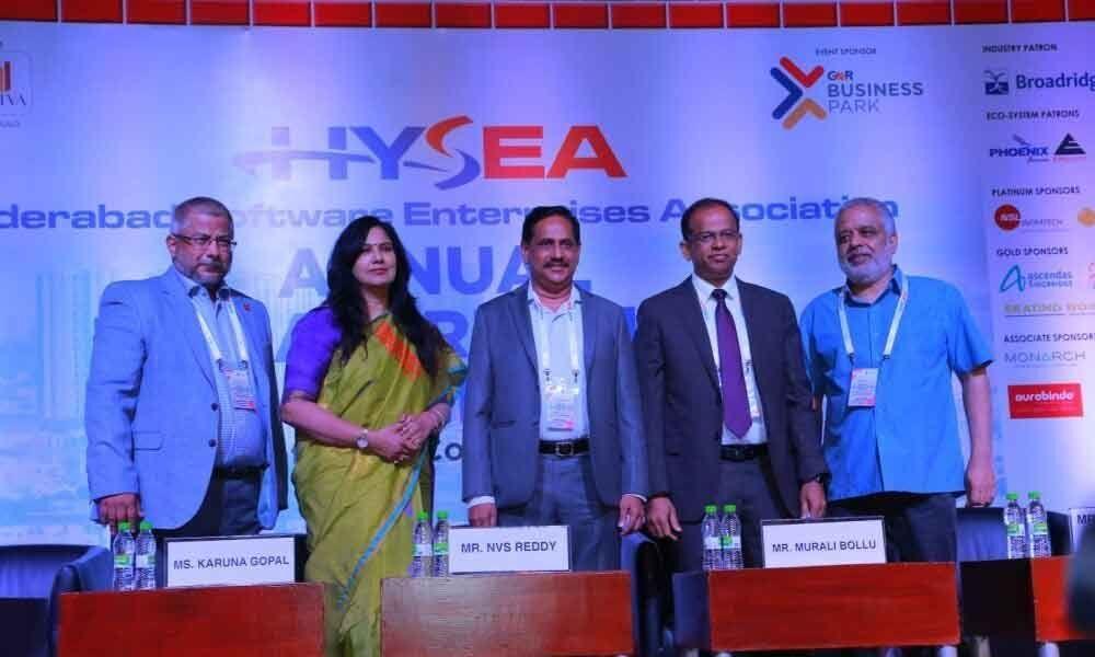 Hysea organises infra summit