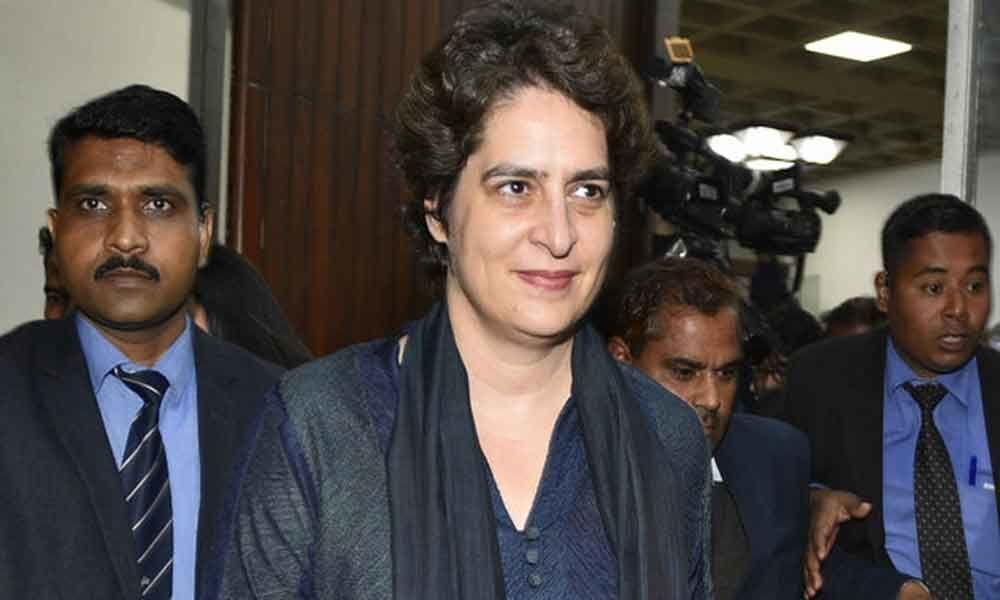 Priyanka Gandhi to hold party workers meeting in Amethi