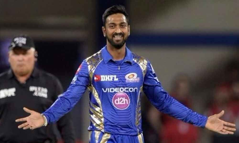 Cricket is Hardik Pandyas priority, his work ethics are second to none: Krunal