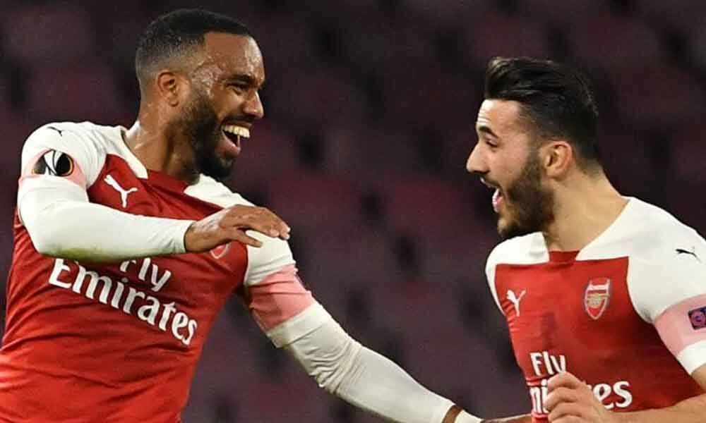 Europa League: Arsenal sets up Valencia clash after Napoli win, Chelsea also advance