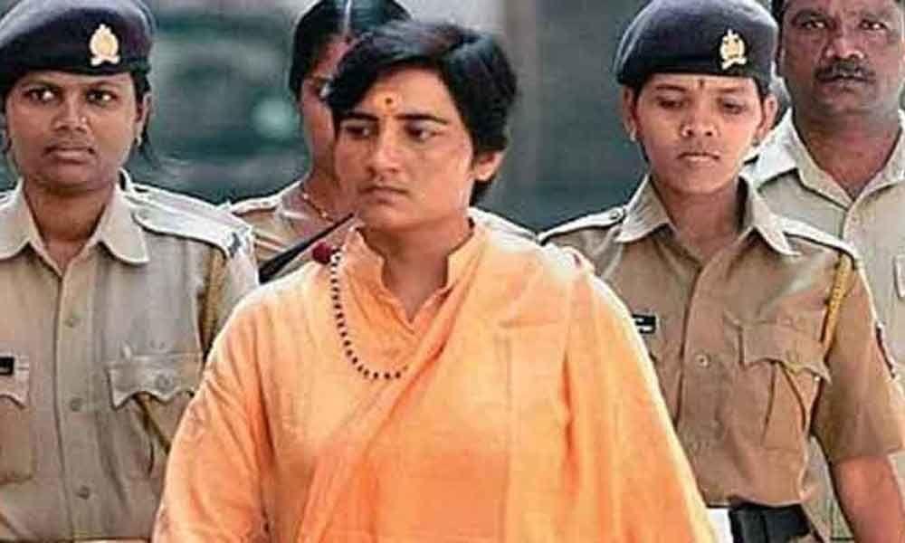 Hemant Karkare died because I cursed him: Sadhvi Pragya on late 26/11 ATS chief