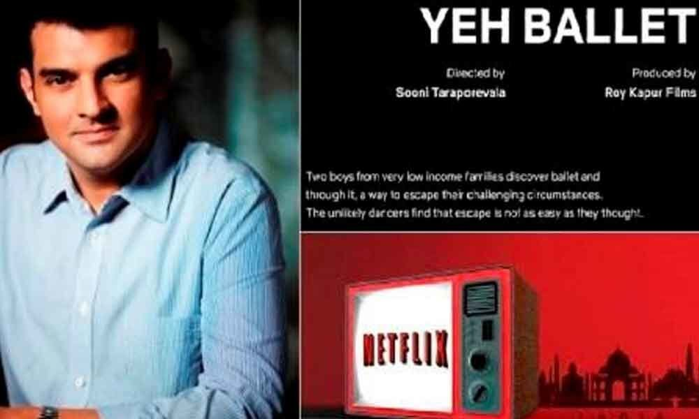 Roy Kapur Films And Netflix To Collaborate For Yeh Ballet