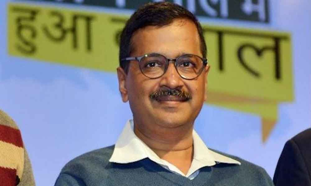 Kejriwal hits out at Pragya Thakur over her comments on 26/11 martyr Karkare