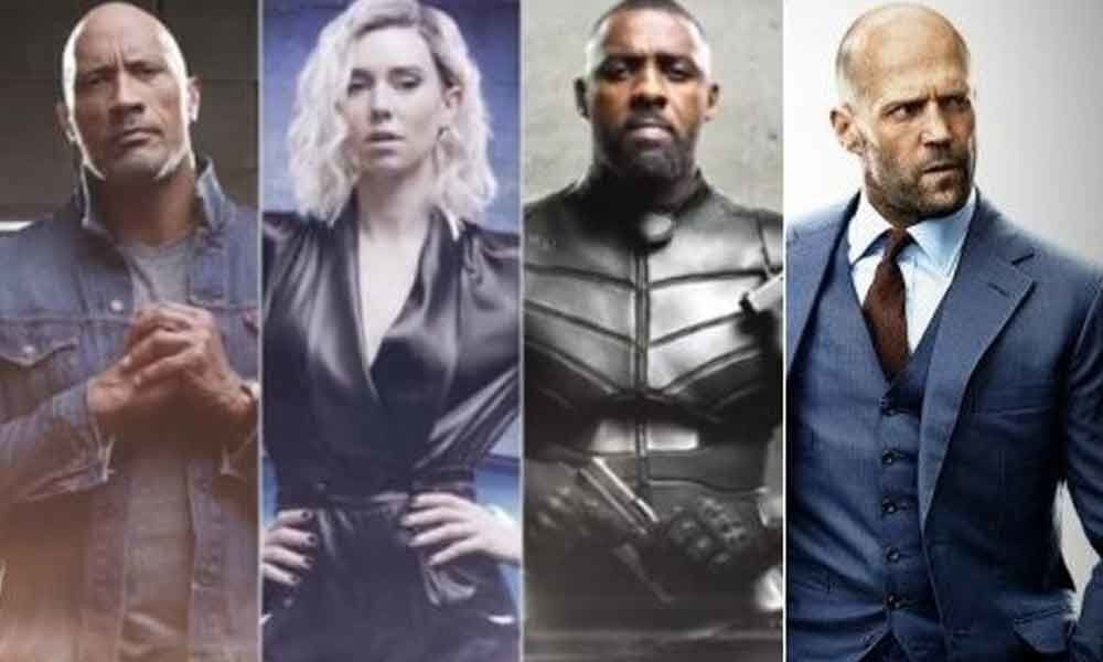 ​Hobbs & Shaw Second Trailer Out Soon Confirms Dwayne Johnson