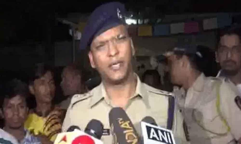 Four killed, one injured after truck hit them in Mumbais Vikhroli
