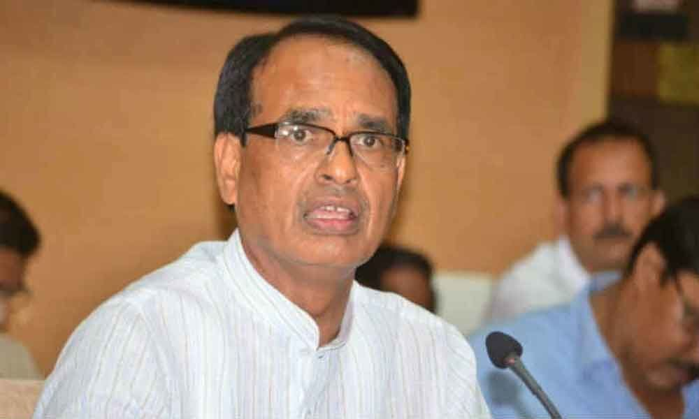 Shivraj asked for votes in name of Army: Congress