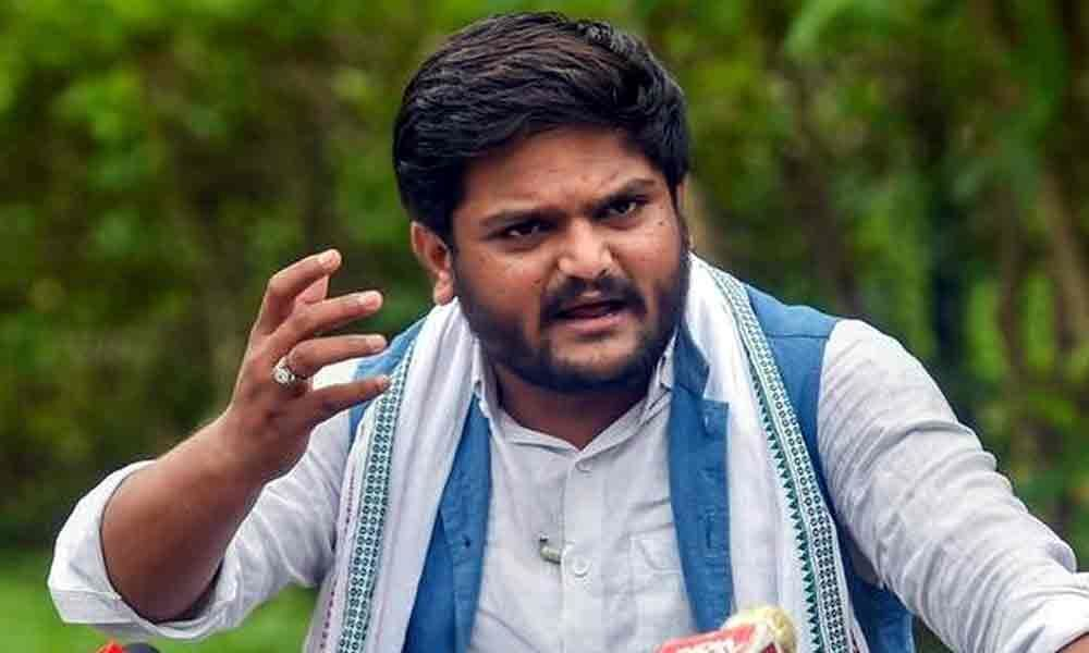 Congress seeks security for Hardik after attack