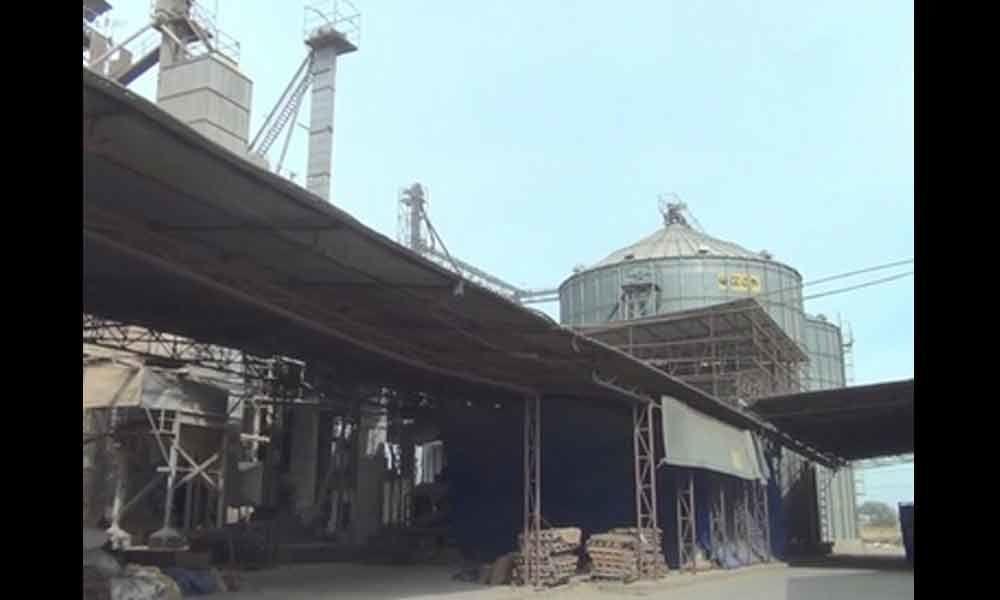 Vanishing paddy mills of Haryana