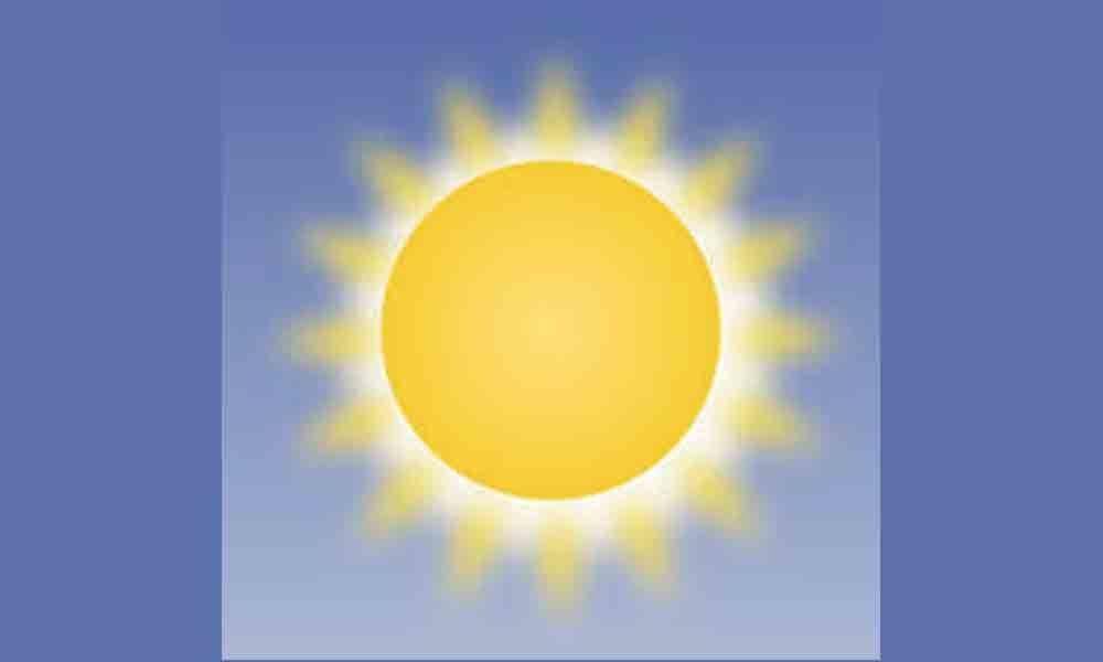 People reel under scorching heat