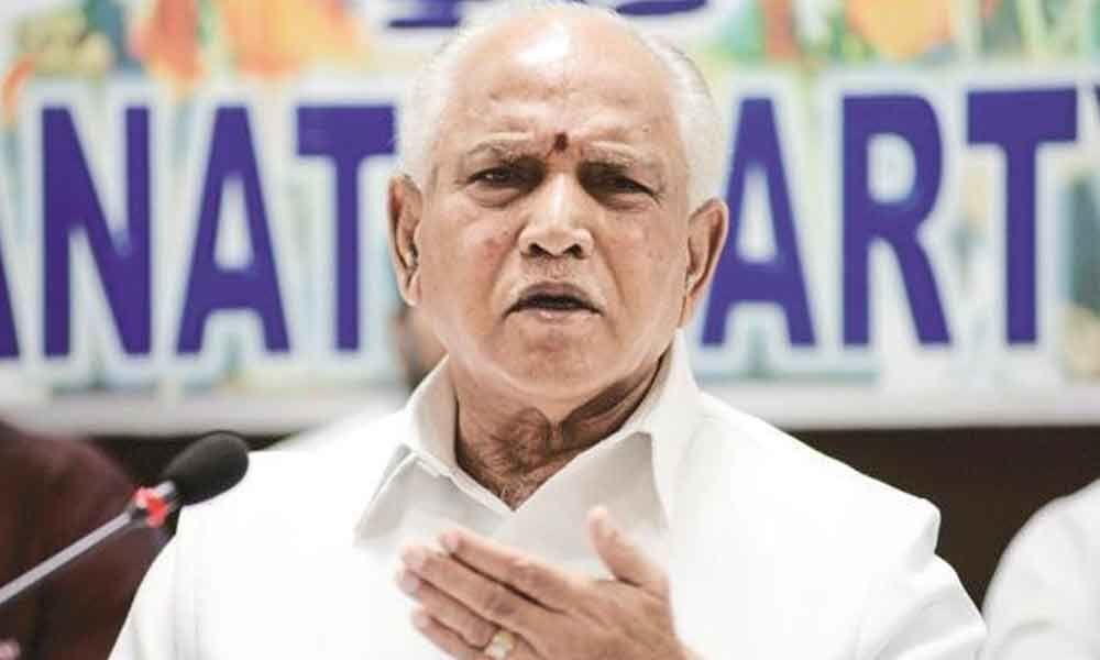 Gowda is fighting on 7 seats, yet dreaming of becoming PM: Yeddyurappa