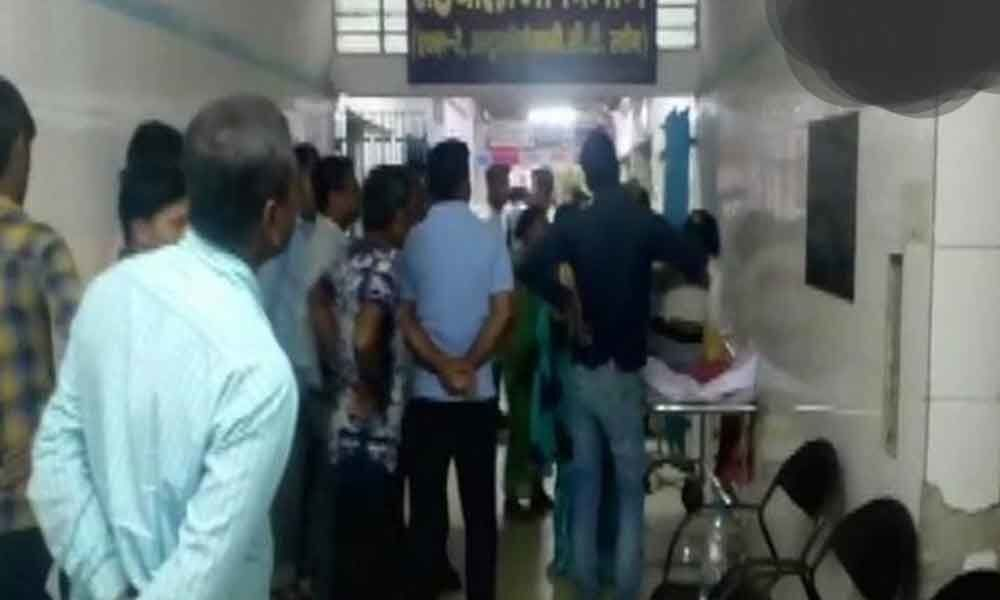 17-year-old girl attacked with acid in Bihar, neighbour arrested