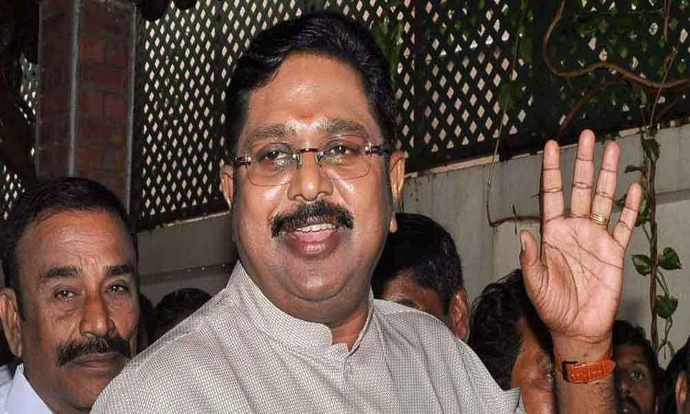 TTV Dhinakaran elected as AMMK General Secretary, to register party soon