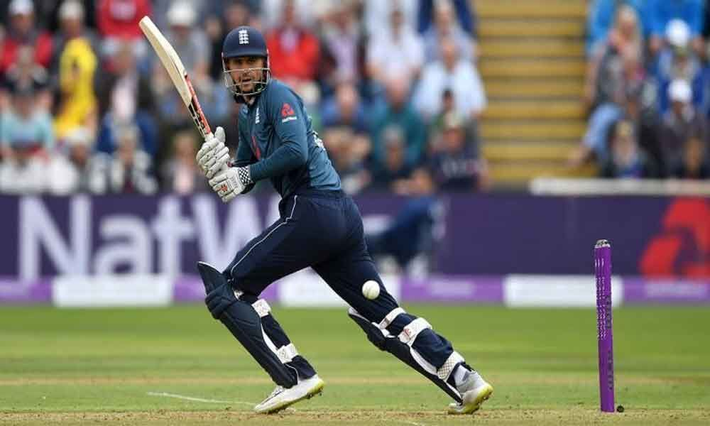 England batsman Alex Hales takes indefinite break for personal reasons