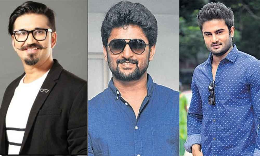 Amit Trivedi On Board for Nani-Sudheer Movie