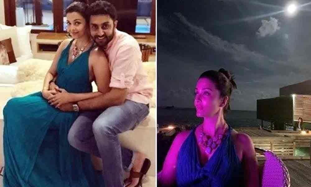Honey And The Moon – Abhishek Bahchan And Aishwarya Rai Bachchan On Holidays