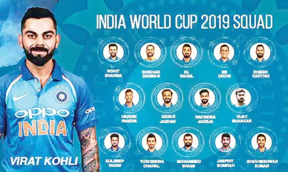Virat Kohli, our best bet to win the World Cup