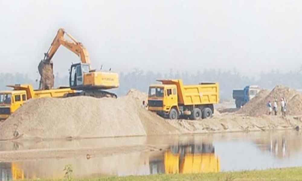 Six new sand reaches identified in Srikakulam