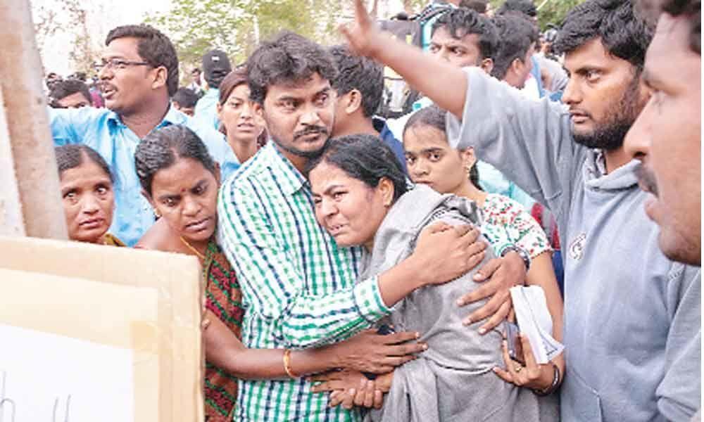 In Telangana, people