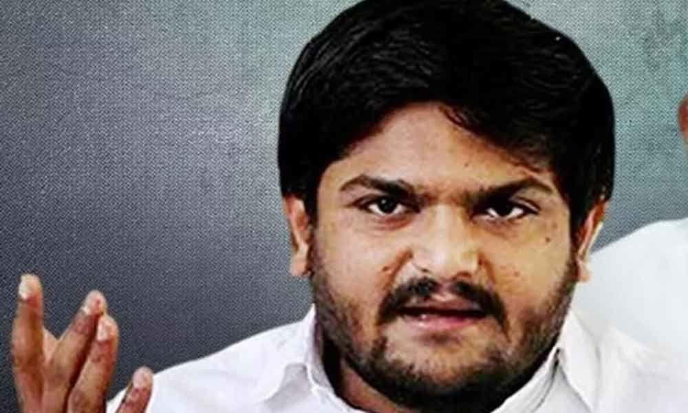 I might get attacked: Hardik Patel fears threat to life, asks for police security