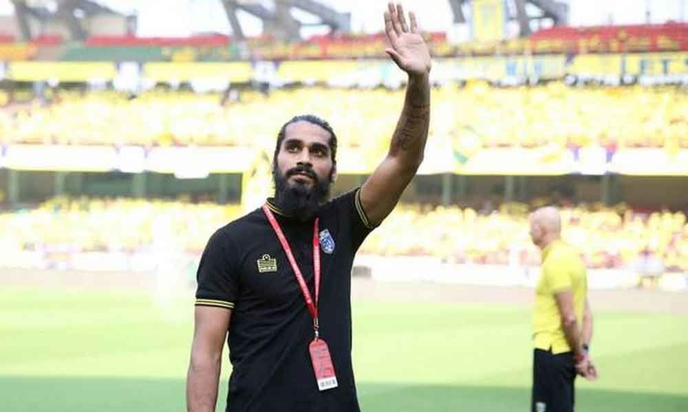 Skipper Sandesh Jhingan extends contract with Kerela Blasters