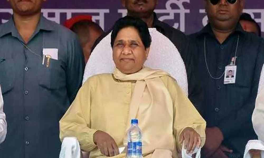 Learn discipline from BSP workers: Mayawati advices Samajwadi workers at rally
