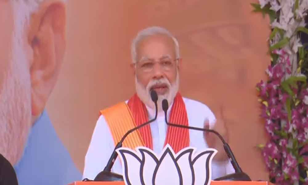 PM Modi condemns blasts in Sri Lanka, says there is no place for such barbarism