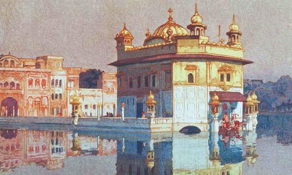 Sikhs through colonial lens