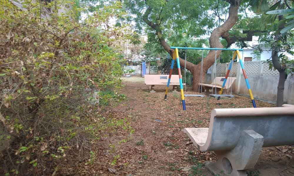 Small parks provide big relief in colonies