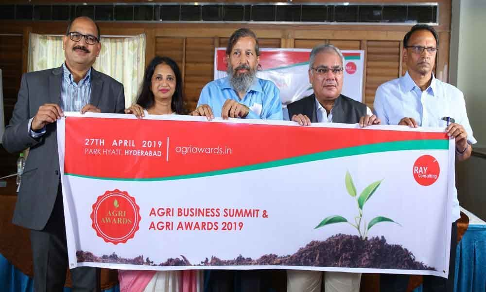 Agri business summit to be held on Apr 27