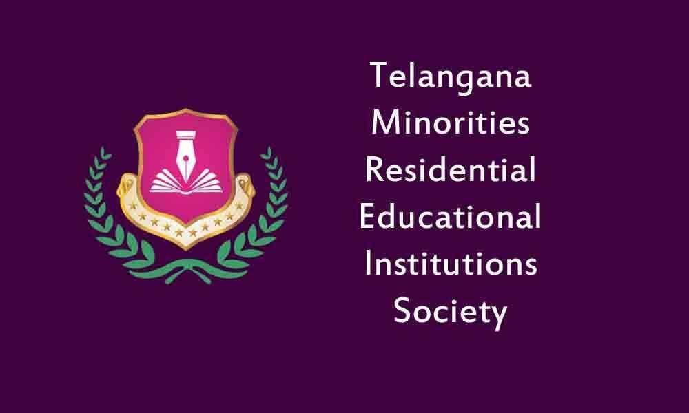 Telangana Minorities Residential Educational Institutions Society conducts entrance test