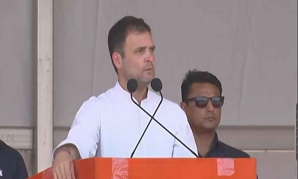As soon as Congress comes to power, inquiry will be ordered in Rafale: Rahul to PM