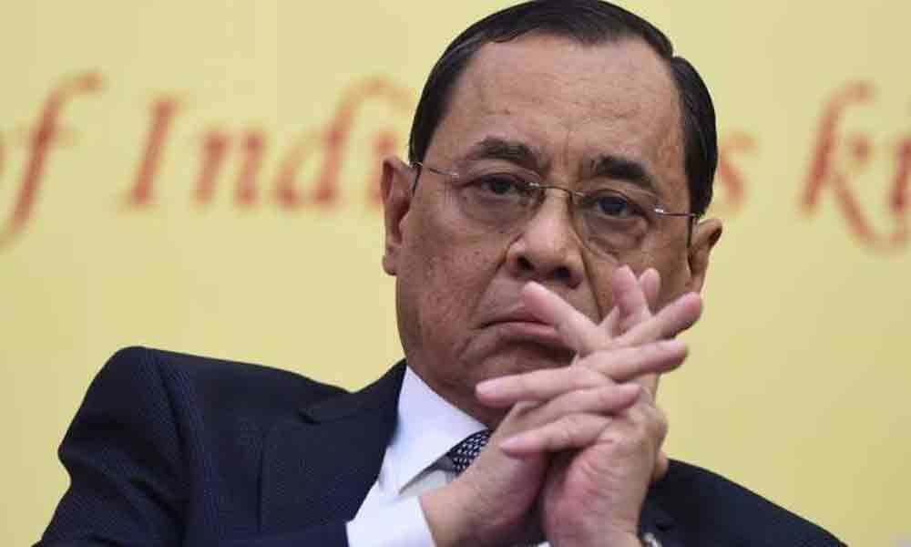There is conspiracy to make CJI resign: Lawyer to SC