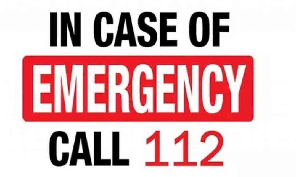 Emergency no.112 for all distress calls