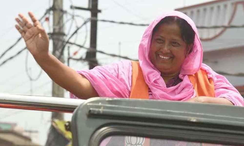 Mafuja Khatun, only Muslim woman candidate in BJP list