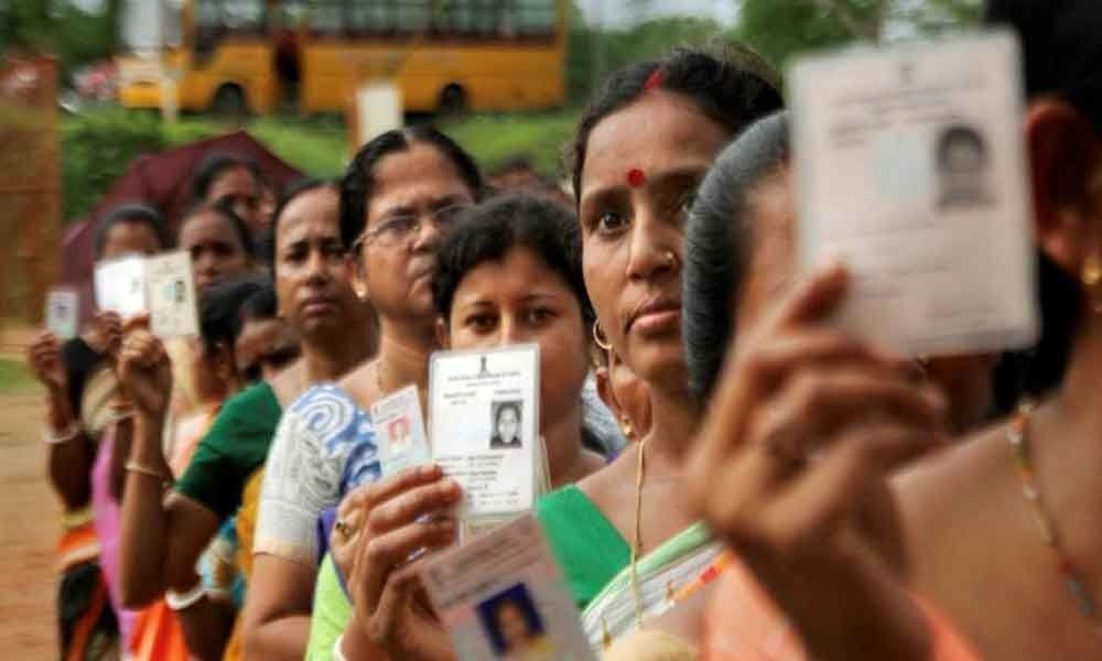 Lok Sabha polls: 12% polling till 9.30 am in Chhattisgarh