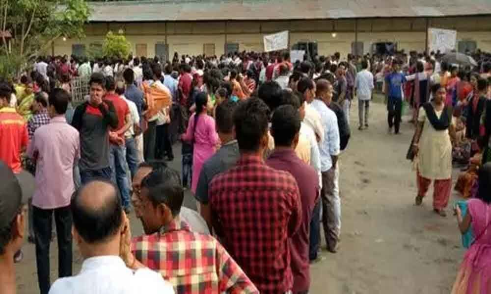 Bengal polls over 16% votes in 5 Lok Sabha seats in 2 hrs