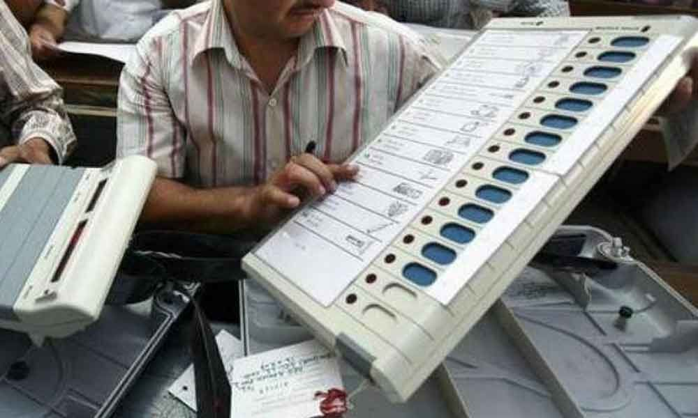 EVMs replaced at South Goa poll booth after complaint