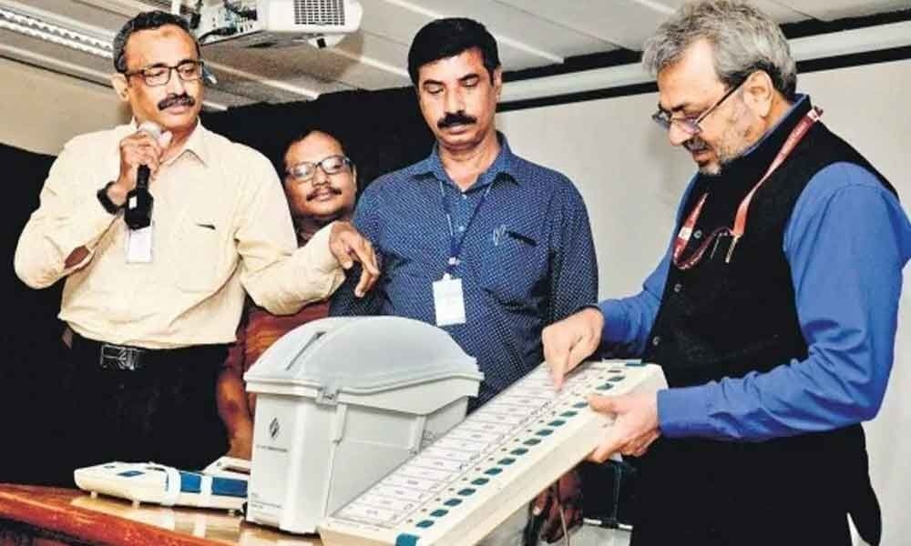 Kerala CEO denies EVM glitches in Kovalam booth