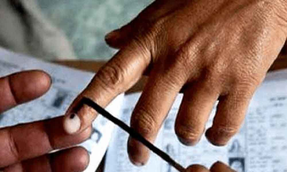67% voting in Tripura Lok Sabha polls till 3 p.m.