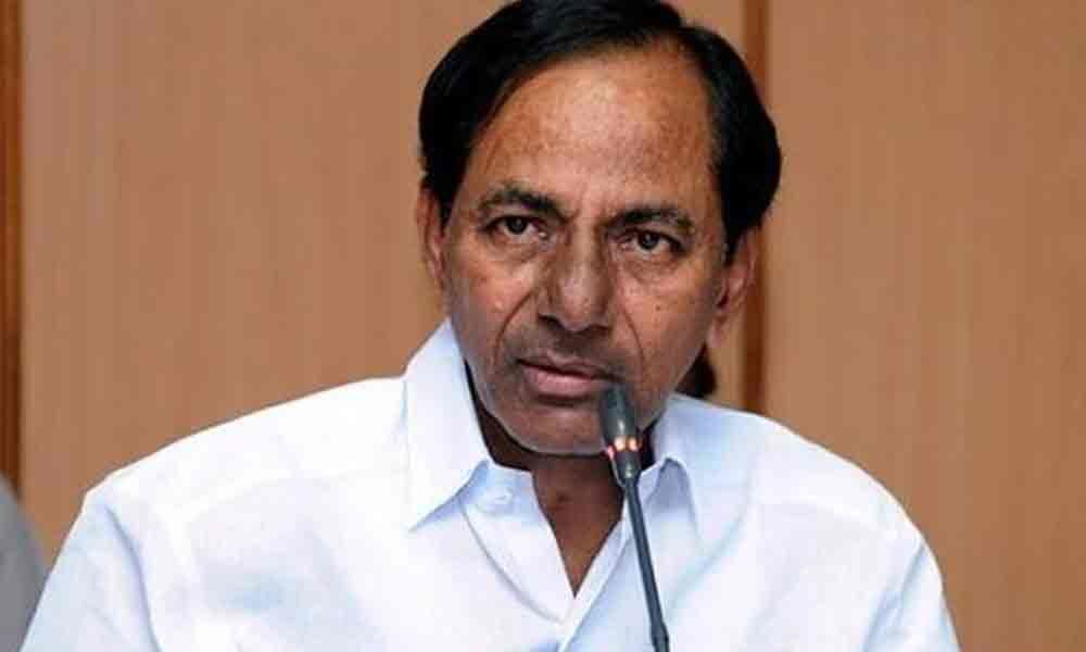 KCR should intervene in the results scam