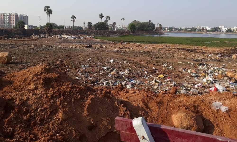 Efforts on to beautify Kapra Cheruvu