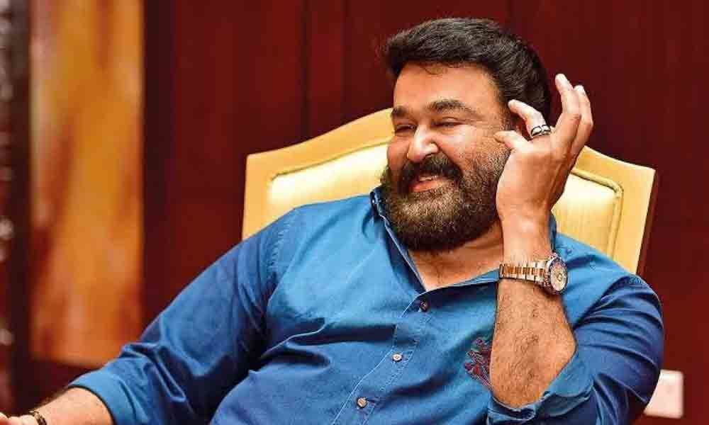 Mohanlal takes directorial plunge