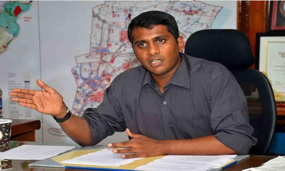 GVMC Commissioner calls for judicious use of water in Visakhapatnam