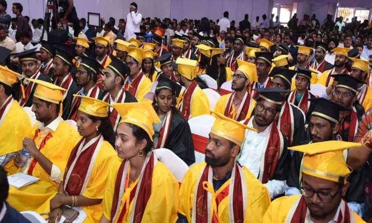IIT Sricity first convocation held in Chittoor District