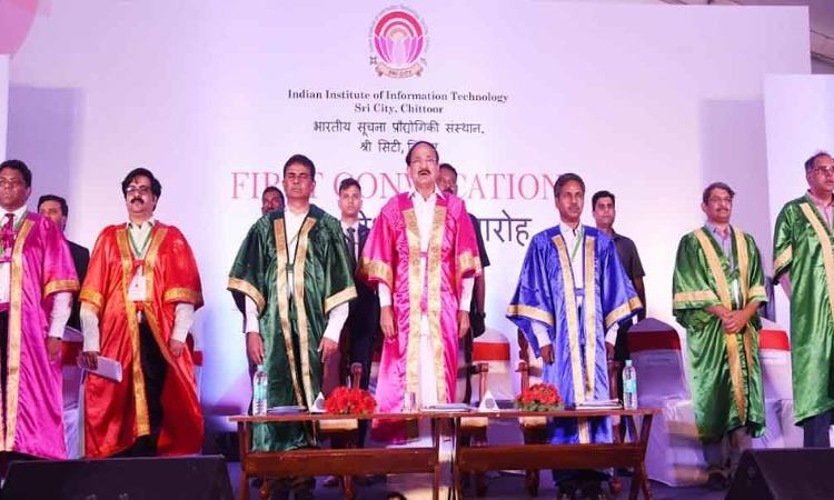 Our Universities must play a leading role in future :M Venkaiah Naidu