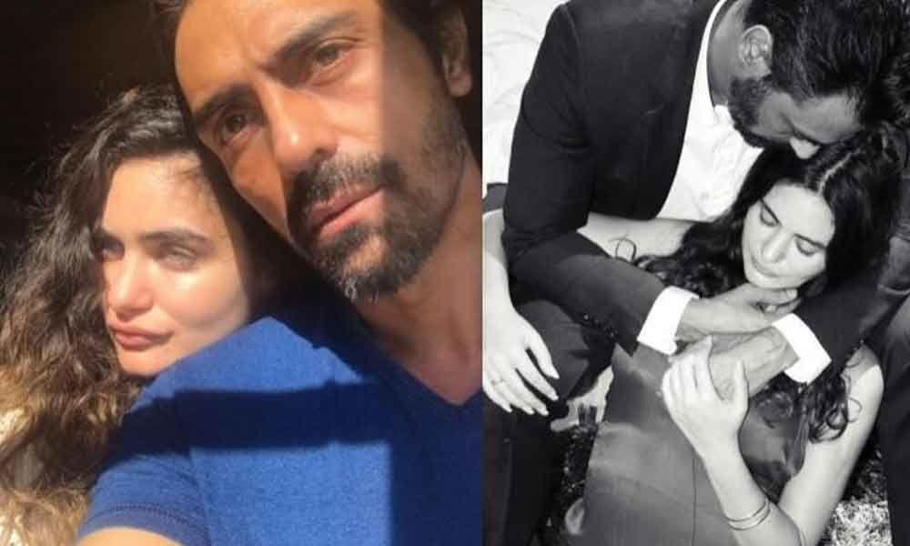 Arjun Rampal expecting child with girlfriend Gabriella